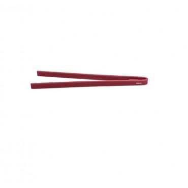 Pegador Silicone 29,4cm - Vermelho