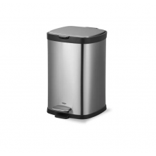 Lixeira 6 Litros em Aço Inox FRAME