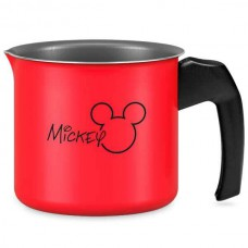 Fervedor Leiteira Alumínio 1,2 litros Mickey