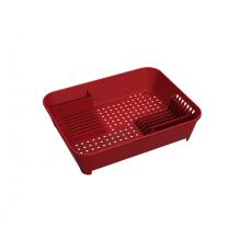 Escorredor de Louças Basic - 35cm Vermelho
