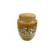 Porta Erva Tropeiro 500g - Cerâmica