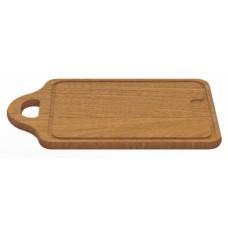 Tábua para Corte Retangular 45 cm Madeira Jatobá