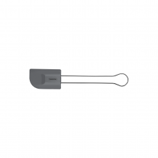 Espátula de Silicone 26cm MOLDE Cinza