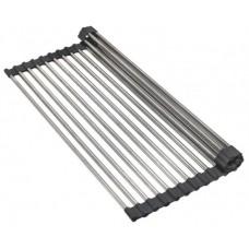Escorredor de Louças em Aço Inox Flex Drainer 42 cm