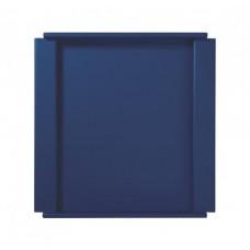 Bandeja Quadrada Azul 44cm x 44cm