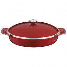 Frigideira 32cm Vermelha LYON