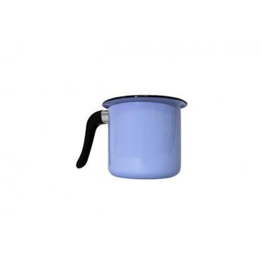 Canecão Fervedor 12cm Esmaltado Azul - BABY
