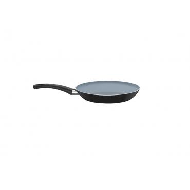 Frigideira com Revestimento Interno Cerâmico 24 cm  - Preta