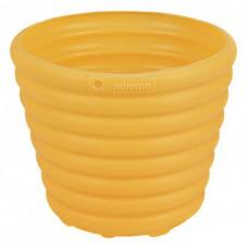 Cachepô/Vaso para Flores 1,7 Litros Amarelo SWEET GARDEN