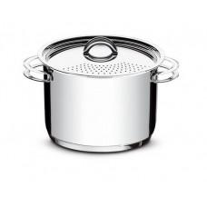 Espagueteira Aço Inox 24 cm SOLAR